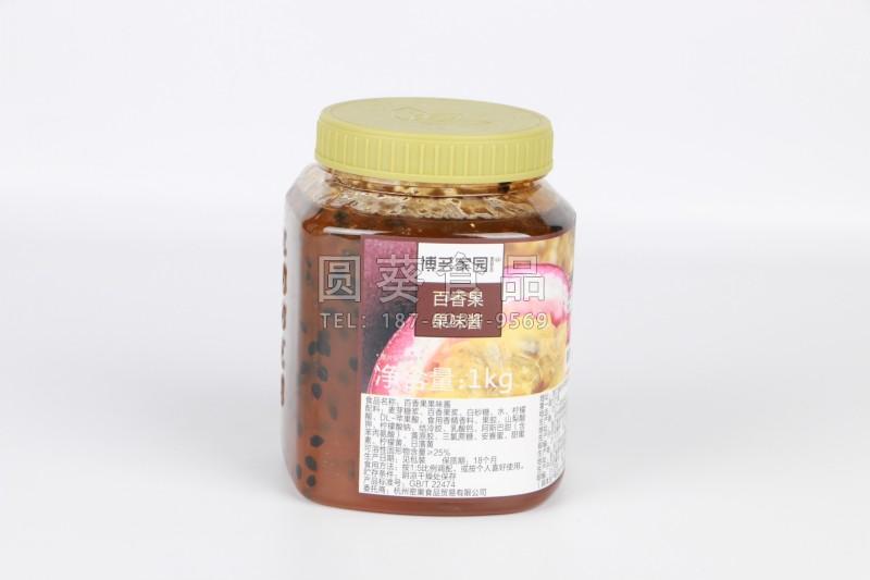 百香果果味酱