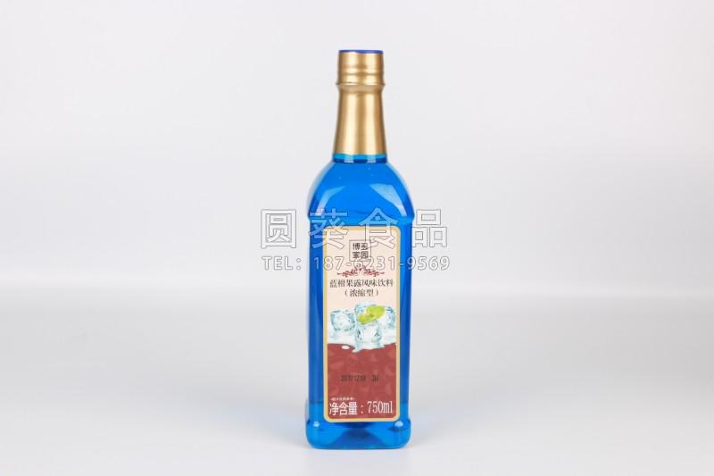 濃縮型藍柑果露風味飲料